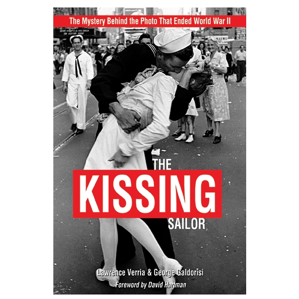 THE KISSING SAILOR BOOK