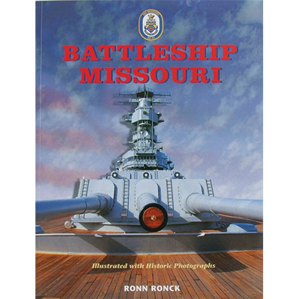 BATTLESHIP MISSOURI Books (Soft Cover)
