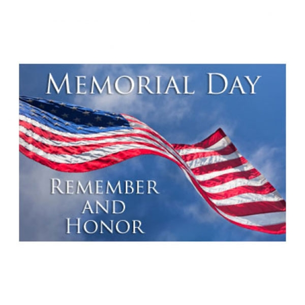 PRE-ORDER MEMORIAL DAY FLAG MAY 31 ,2021 FLOWN ON THE USS MISSOURI 4'X6'