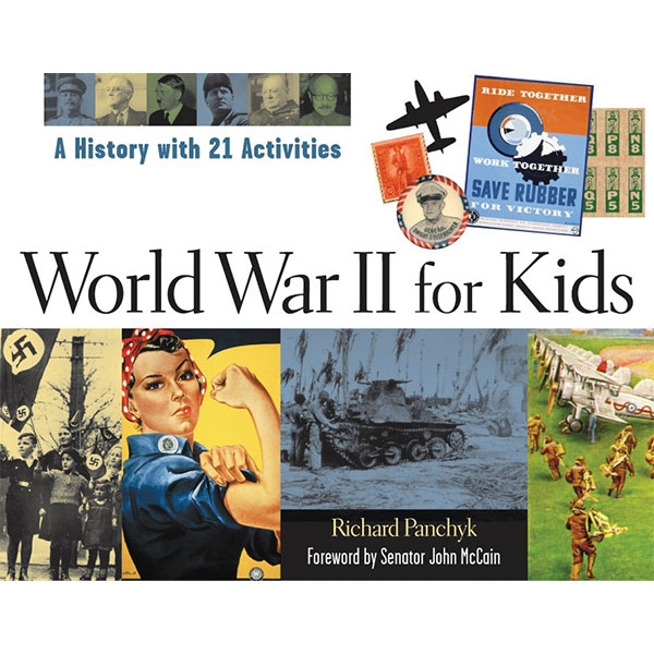 WORLD WAR II Books FOR KIDS