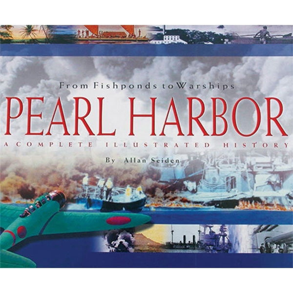 FROM FISHPONDS TO WARSHIPS PEARL HARBOR Books