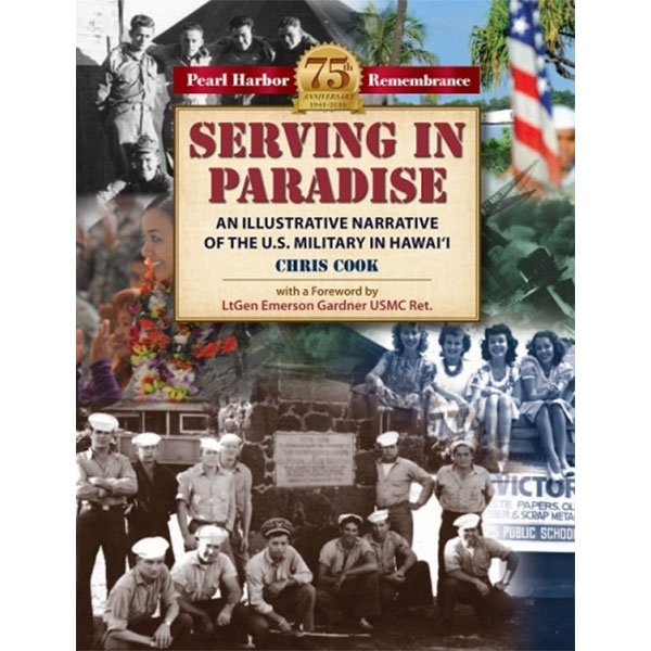 SERVING IN PARADISE Books