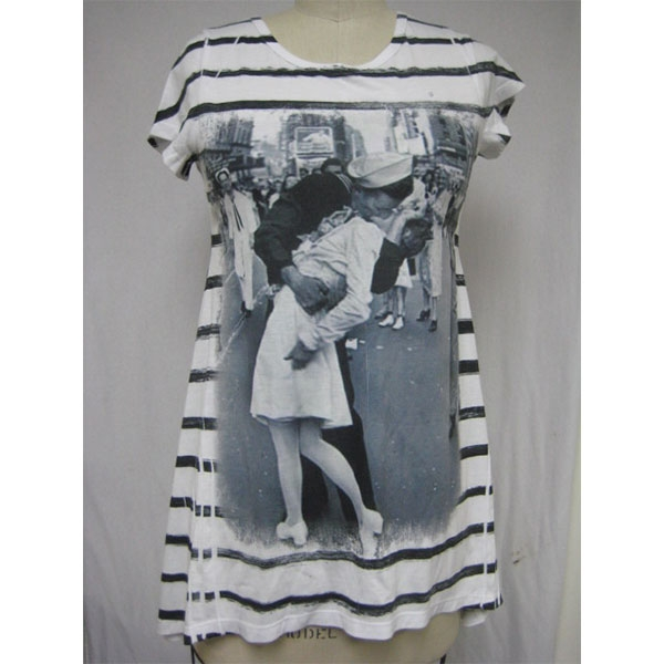 VICTORY KISS LADIES SUBLIMATION BLOUSE