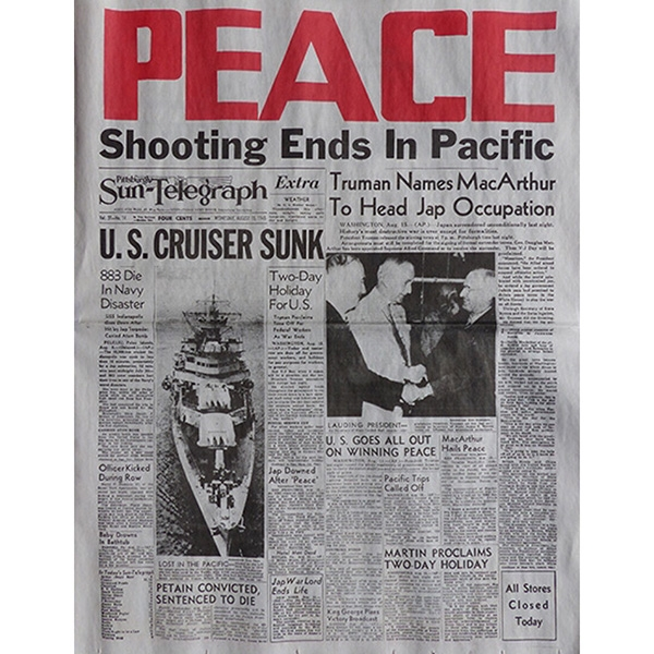 PEACE NEWSPAPER