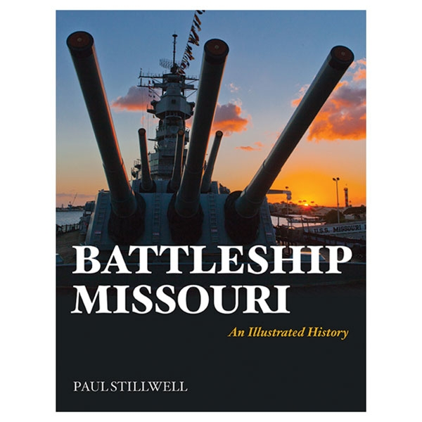 BATTLESHIP MISSOURI BOOK
